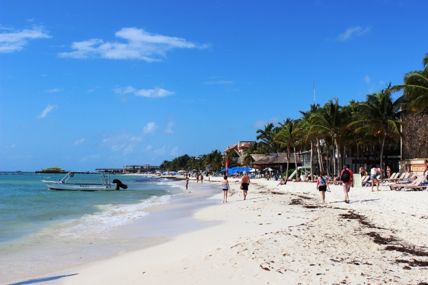 Playa del Carmen, Mexico | SuddenlyCeliac.org